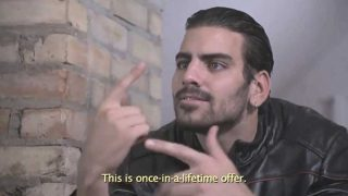 A 5-Minute ASL Movie Trailer: In The Can Actor Nyle DiMarco