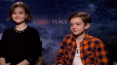 A Quiet Place Movie: Young Deaf Actress's Teenage Daughter Role