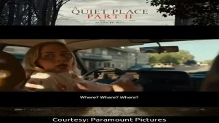 A Quite Place Part 2 with English Subtitles Official Trailer 2020