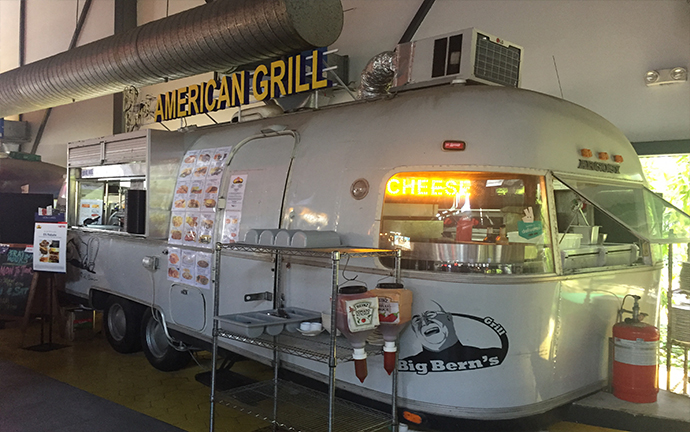 air stream americian grill
