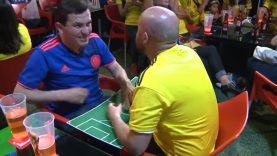 Deaf-Blind Soccer Fan To Enjoy World Cup Victory With Friend's Unique Hand Gestures