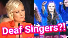 Deaf Singers Wow Got Talent Judges Speechless