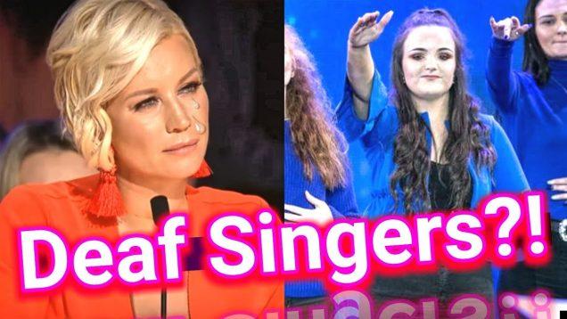 Deaf Singers Wow Got Talent Judges Speechless