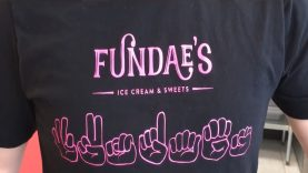 Fundae's Ice Cream & Sweets To Embrace Deaf Culture & American Sign Language (ASL)
