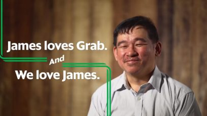 Grab's Top-Rated Driver-Partners In Singapore: Meet Deaf James Teo