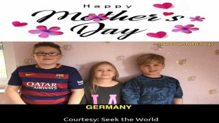Happy Mother's Day 2020 in International Sign Language