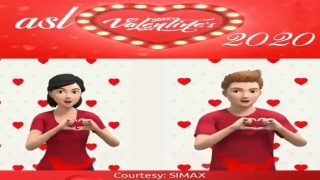 Happy Valentine's Day ASL Special 2020