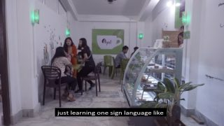 HOPE Cafe To Embrace Customers Through Deaf Employees