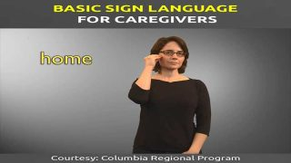 Learn Basic Sign Language for Caregivers