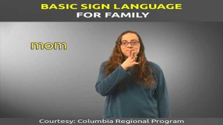 Learn Basic Sign Language for Family