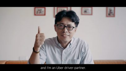 Meet Andrew: The story of our Deaf Partner in Singapore | Uber