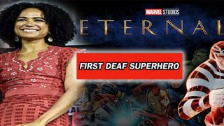 Meet Lauren Ridloff, The Marvel Cinematic Universe's First Deaf Superhero