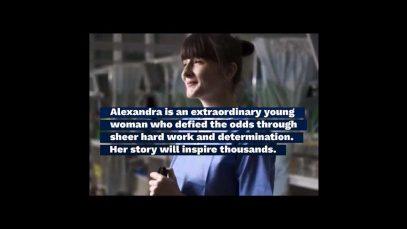 Meet the UK's First Deaf-Blind Doctor