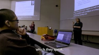 Microsoft Translator: Speech Translation Made Easy For Deaf Students At RIT