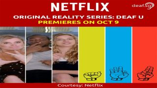 Netflix Series Trailer: Deaf U