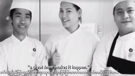 Novotel Yangon Max: Meet The Myanmar Deaf Chefs