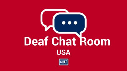 Online Chat Room For Deafs (USA)