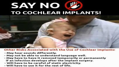 Risks of Cochlear Implants in Singapore