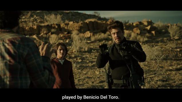 Sicario: Day Of The Soldado Smashes Higher At Box Office: Benicio Del Toro's Use Of Sign Language