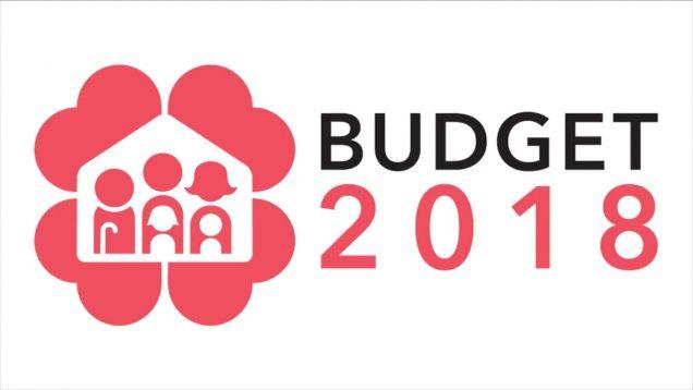 Singapore Budget 2018 | Sign Language Interpretation with English Subtitles