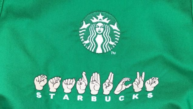Starbucks' First US 'Signing Store'