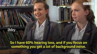 The Prize App to Transcribes School Lessons for People Who Are Deaf or Who Have Hearing Loss