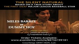 The Silent Natural Movie: The First Deaf Major League Baseball Star