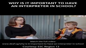 Why Is It Important to Have An Interpreter in School?